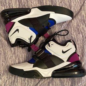 Nike Air Force 270 Purple White